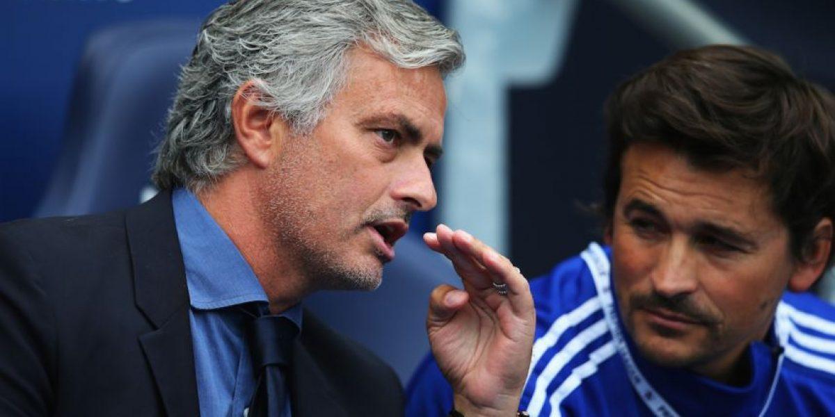 """Cracks del Chelsea están """"hartos"""" de Mourinho"""