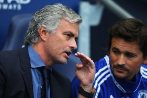 Las cosas no van nada bien para Mourinho en Chelsea. Foto:Getty Images