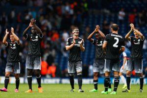 En la fecha 4 perdieron 2-1 contra Crystal Palace. Foto:Getty Images