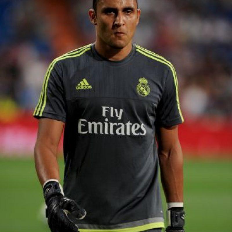 Oficialmente, debutó con el Real Madrid el 23 de septiembre en la jornada 4 de La Liga ante Elche. Foto:Getty Images