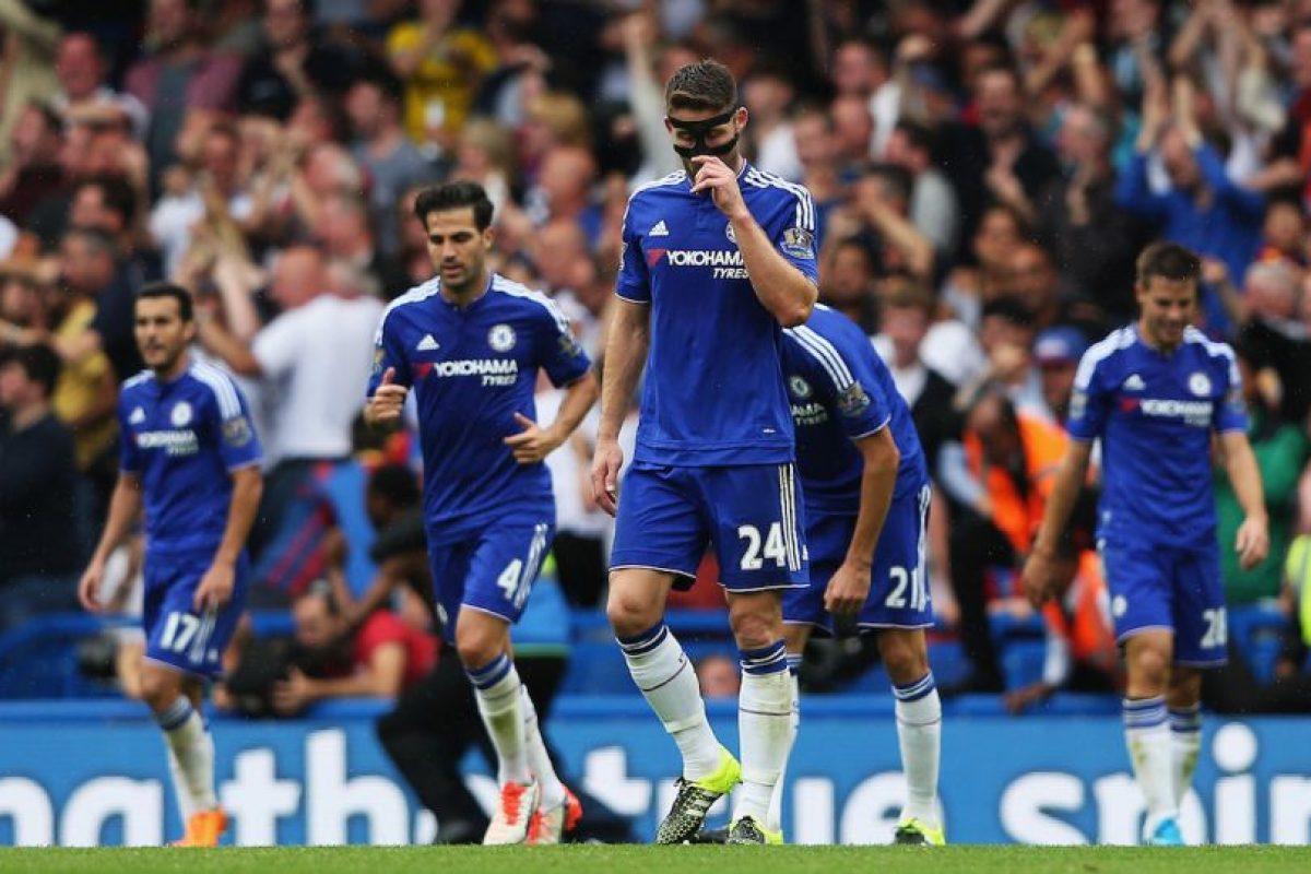 En la fecha 2 perdieron 3-0 con el Manchester City. Foto:Getty Images