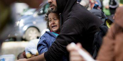 Miles de personas han muerto en el Mediterráneo. Foto:Getty Images