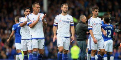 Y en su último partido perdieron 3-1 frente al Everton. Foto:Getty Images