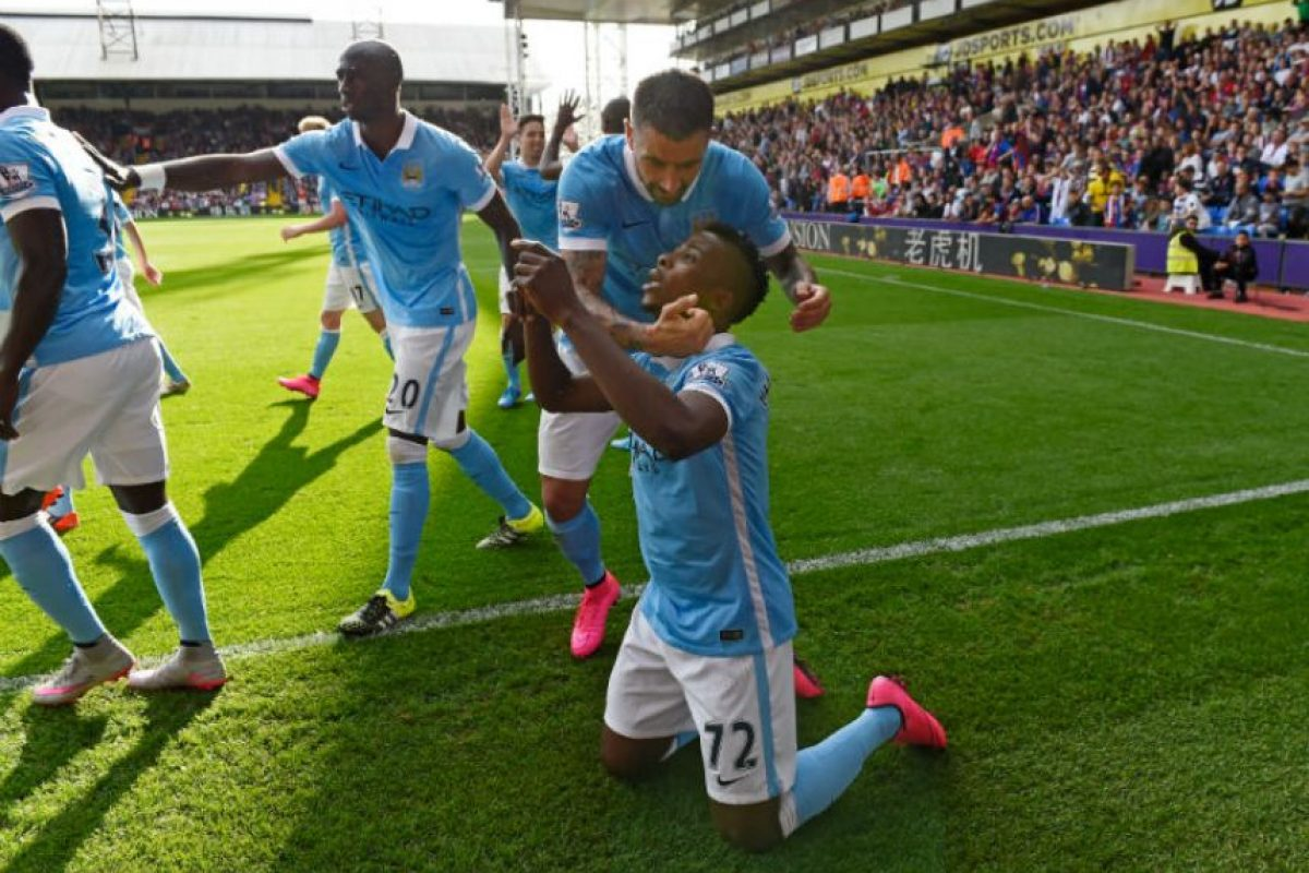 5. Manchester City Foto: Getty Images
