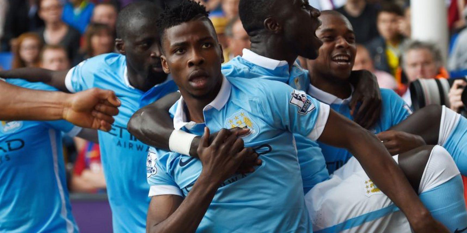 Obtuvieron su boleto directo al finalizar en segundo lugar en la Premier League 2014/2015. Foto:Getty Images
