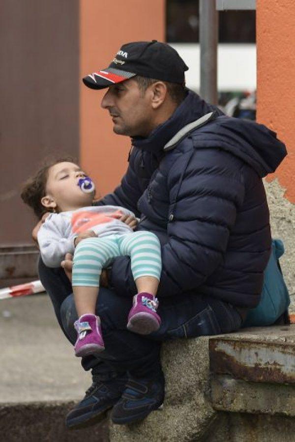 Solo en el Mediterráneo han fallecido dos mil 812 personas. Foto:Getty Images