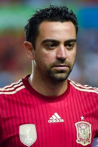 5. Xavi – España Foto:Getty Images