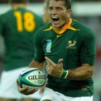 10. Joost van der Westhuizen (Sudáfrica) Foto:Getty Images