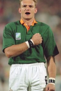 8. Francois Pienaar (Sudáfrica) Foto:Getty Images