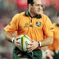 3. David Campese (Australia) Foto: Getty Images