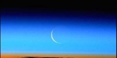 """El astronauta Terry Virts publicó esta foto de su """"recibimiento"""" a la Estación Espacial Internacional Foto:Instagram.com/NASA"""