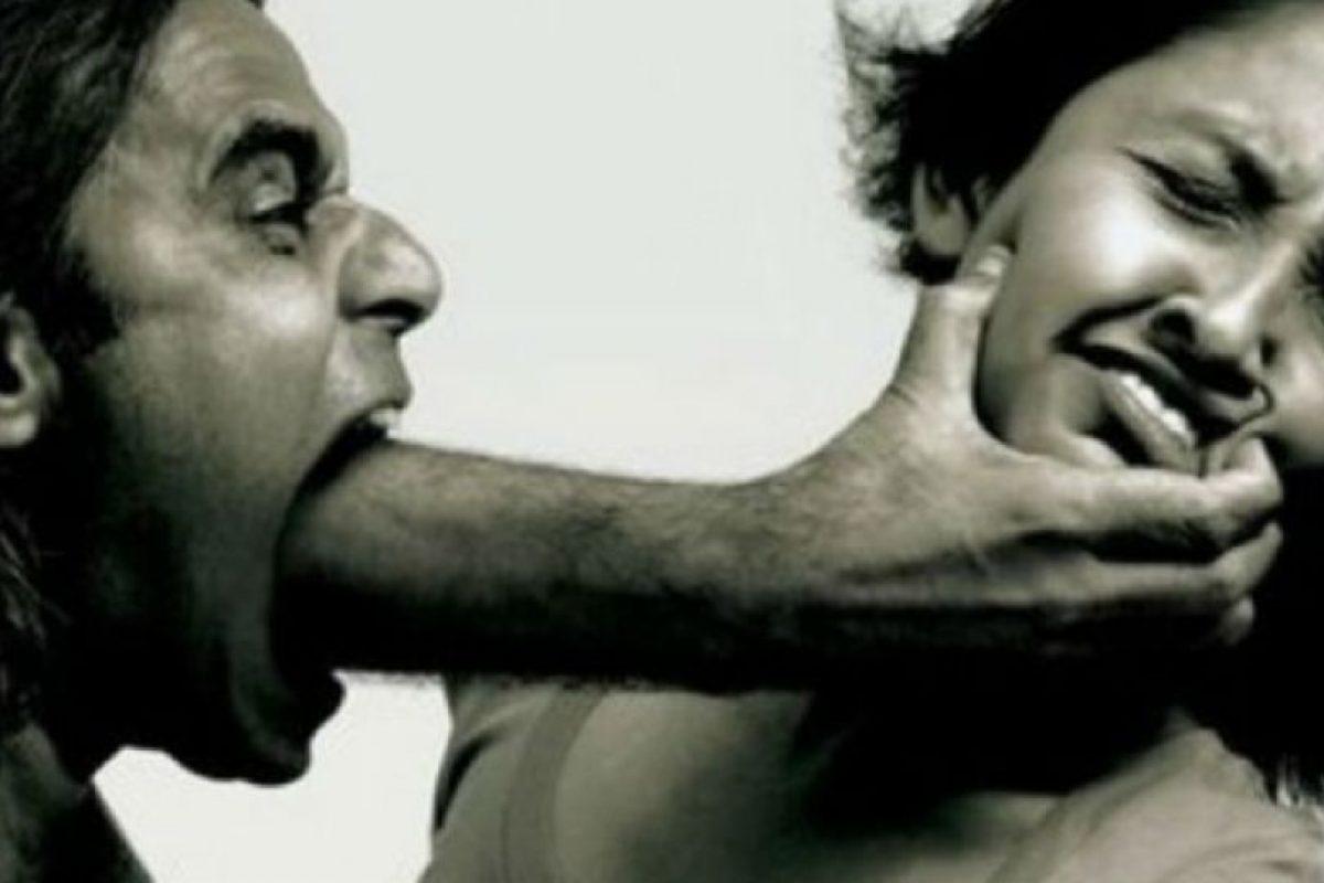 6. Cuando la agresión alcanza límites extremos se convierte en violencia (agresión física). Foto:Pixabay