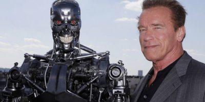 "Arnold Schwarzenegger listo para inmortalizar la frase ""Your job is terminated"""