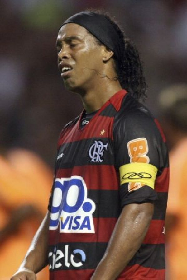 5. Flamengo (2011-2012). Foto: Getty Images