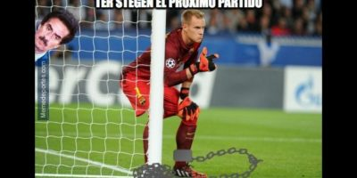 Ya lo vimos para el próximo partido. Foto:memedeportes.com