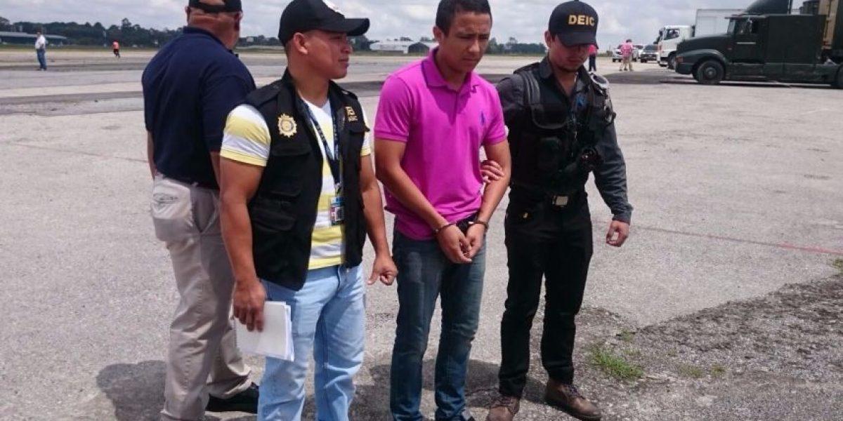 """Deportado es uno de los jefes de banda de secuestradores """"los crueles"""""""