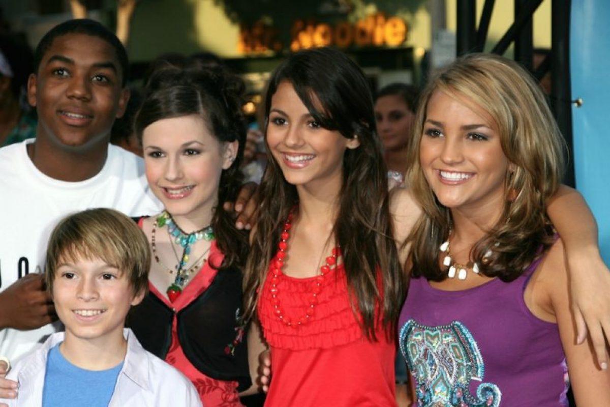 """Su papel más reconocido es el de """"Dustin Brooks"""" en la serie """"Zoey 101"""". Foto:Getty Images"""