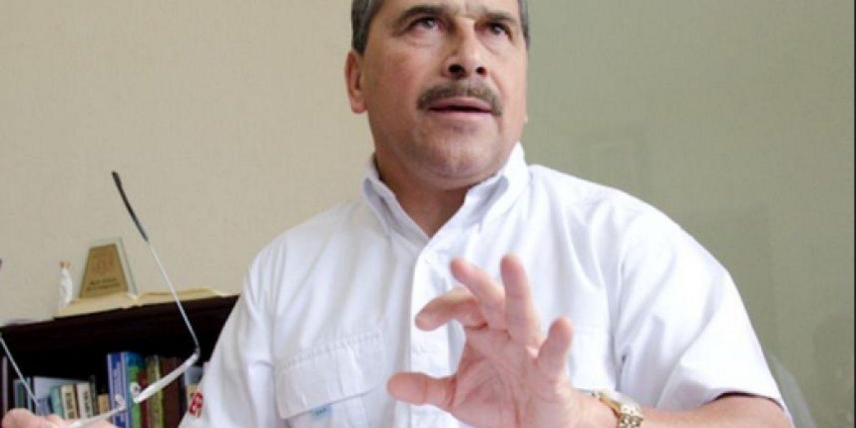 Edgar Barquín se pone a disposición del juez