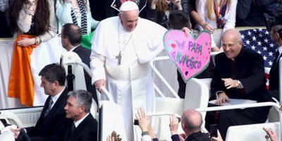 El papa llega a Estados Unidos en una semana. Foto:Getty Images