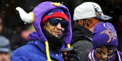 Los Vikings nunca han ganado un Super Bowl. Foto:Getty Images