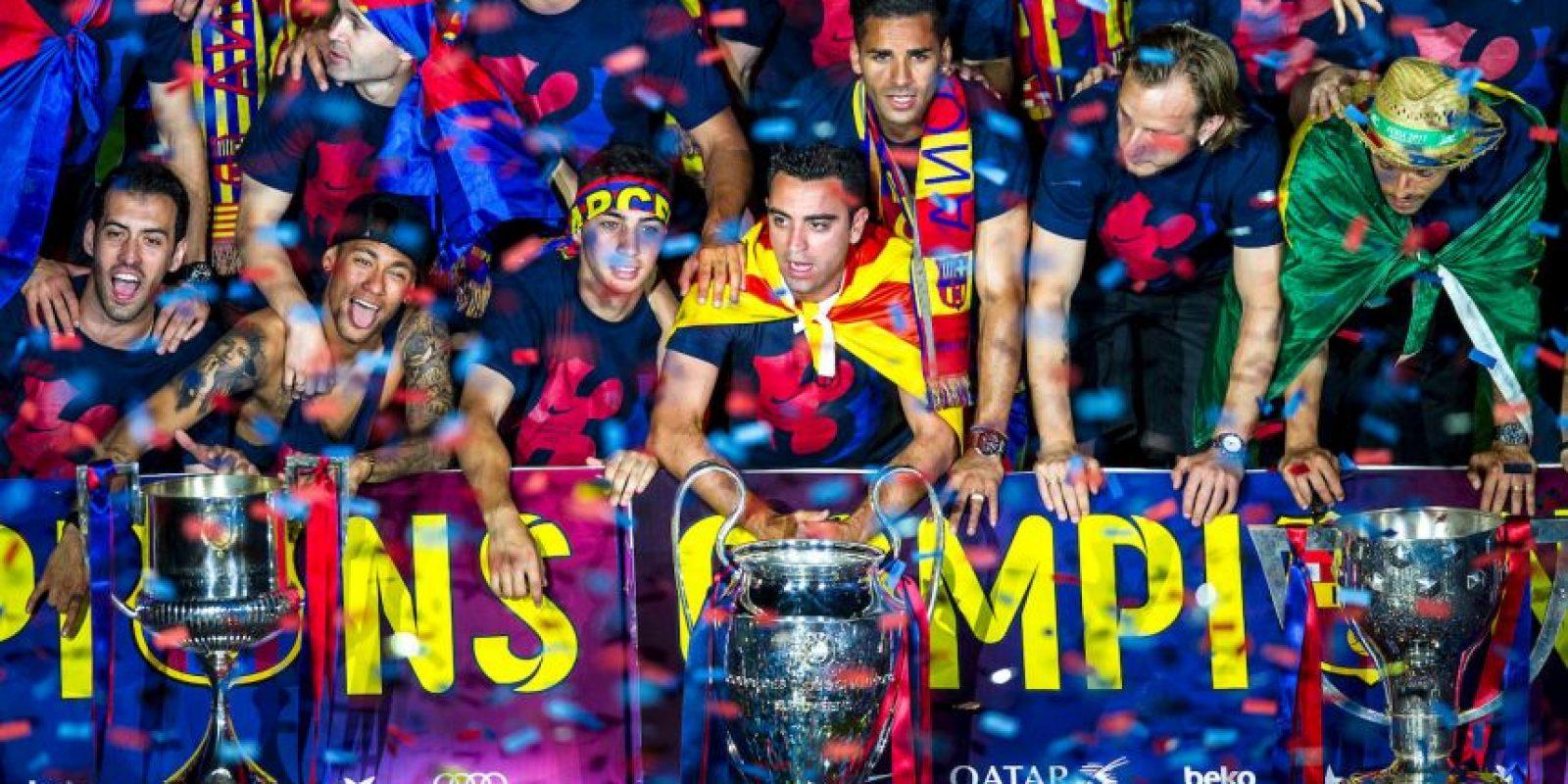 El club español es el equipo campeón defensor, luego de que en la final de Berlín se impusiera a la Juventus. Foto:Getty Images