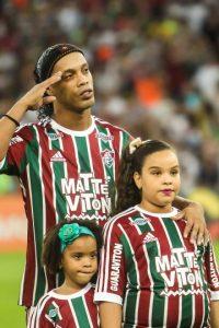 Ronaldinho es considerado uno de los mejores jugadores de la época actual. Foto:Getty Images