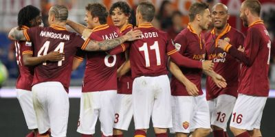 """Varios clubes de Italia ya se unieron a esta causa, y además de mostrar su apoyo a """"Football Cares"""", realizaron donativos. Foto:Getty Images"""