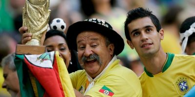 Como la Copa Confederaciones Alemania 2005. Foto:Getty Images