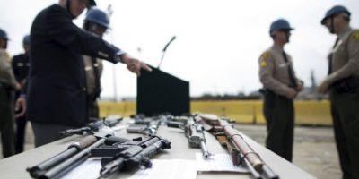 """""""El apoyo político a organizaciones como la Asociación Nacional del Rifle es uno de los principales obstáculos. Su poder evita que muchos proyectos de ley sean promulgados"""", explicó Adam Winkler, profesor de la Escuela de Derecho de UCLA, en Los Angeles. Foto:vía Getty Images"""