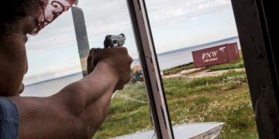"""La otra dificultad es el número de armas de fuego, porque es difícil mantenerlas fuera de las manos de gente en la que no se puede confiar que las vayas a usar con responsabilidad"""". Foto:vía Getty Images"""