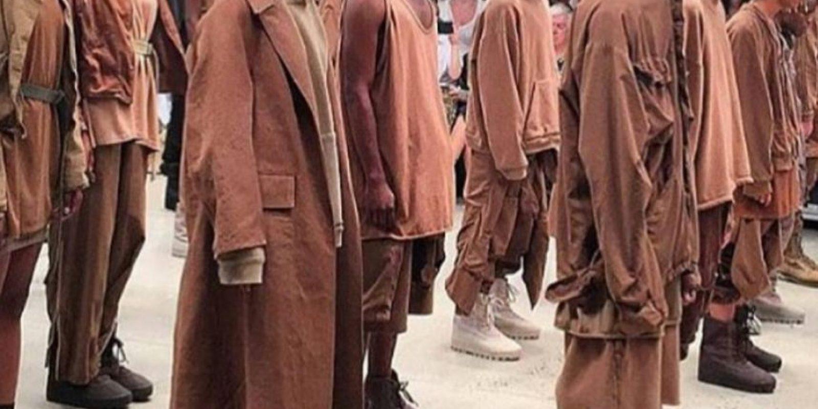 Lo dice por las capuchas terracota propias de los personajes de la saga de George Lucas. Foto:vía Instagram