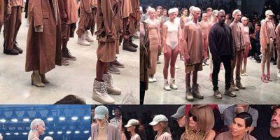 Por supuesto, Kim Kardashian lució sus prendas. Foto:vía Instagram