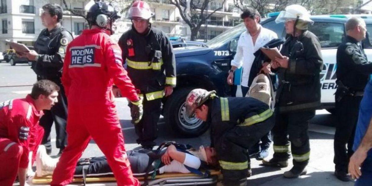 Iván Zamorano sufre aparatoso accidente