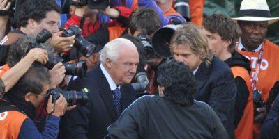 Niembro declinó su candidatura por un escándalo de presunta corrupción. Foto:Publinews