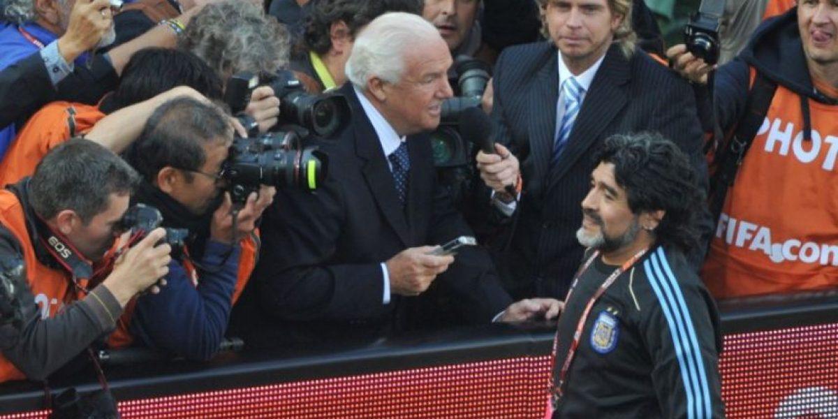Este comentarista deportivo argentino desiste de ser diputado