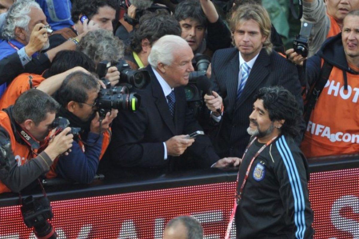 Niembro declinó su candidatura por un escándalo de presunta corrupción. Foto:AFP