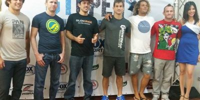"""""""Fox Sports"""" realizará en Guatemala el primer campeonato de jiu jitsu"""