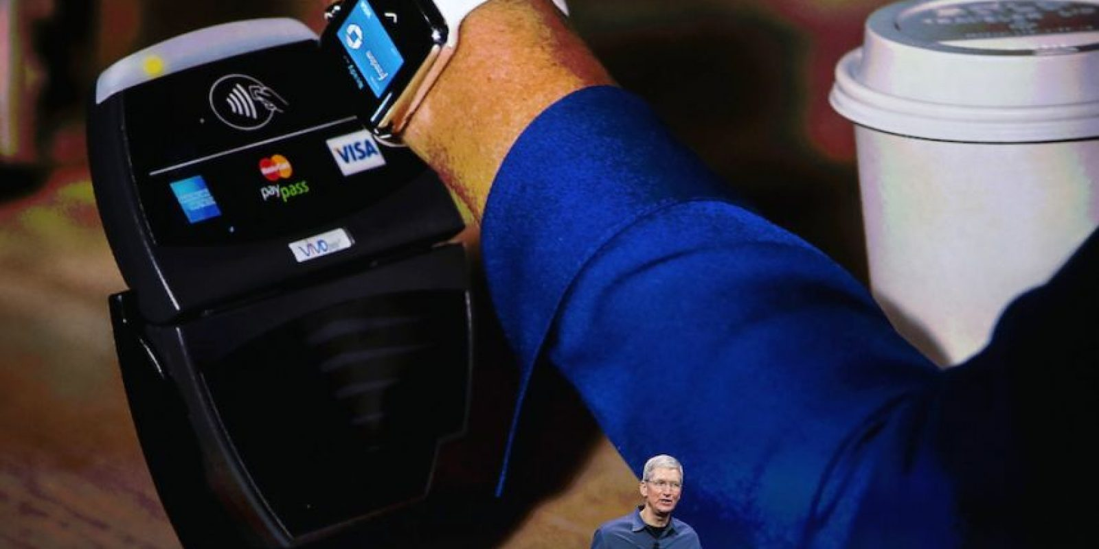 Compatible con Apple Pay. Foto: Getty Images