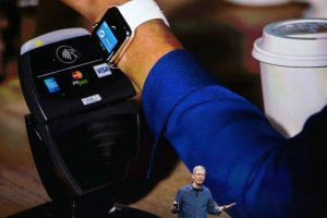 Compatible con Apple Pay. Foto:Getty Images