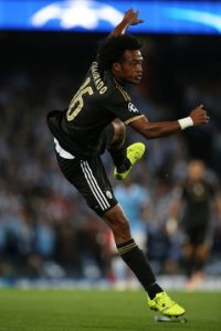 Juan Cuadrado (Colombia/Juventus) Foto: Getty Images