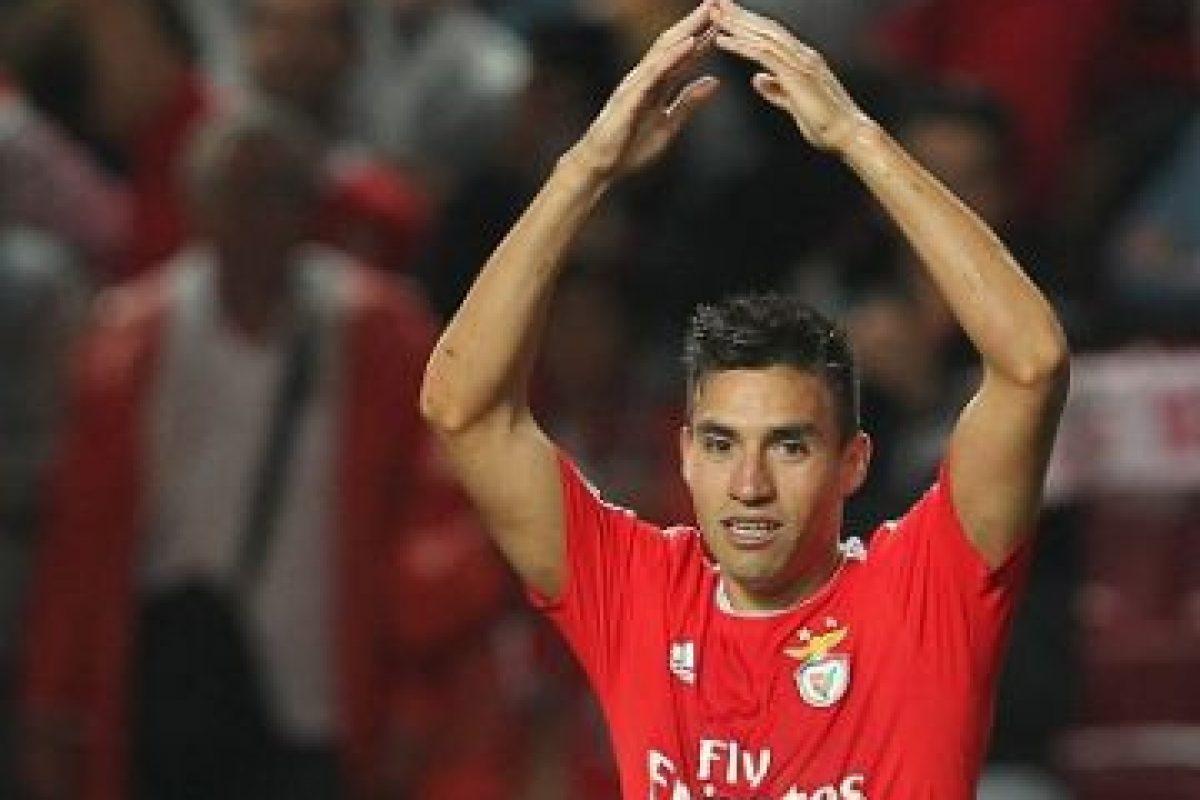 Nicolás Gaitán (Argentina/Benfica) Foto:Getty Images