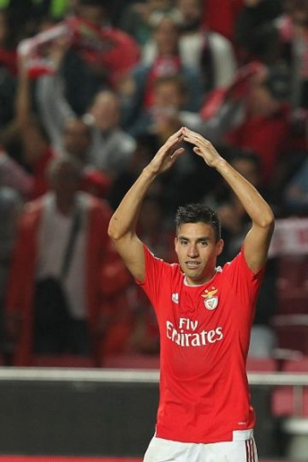 Nicolás Gaitán (Argentina/Benfica) Foto: Getty Images