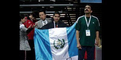 Gersson Mejía obtuvo por quinta ocasión en su carrera un puesto en el podio del Mundial. Foto:COG