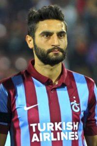 El turco juega en el Trabzonspor de su país Foto:Getty Images