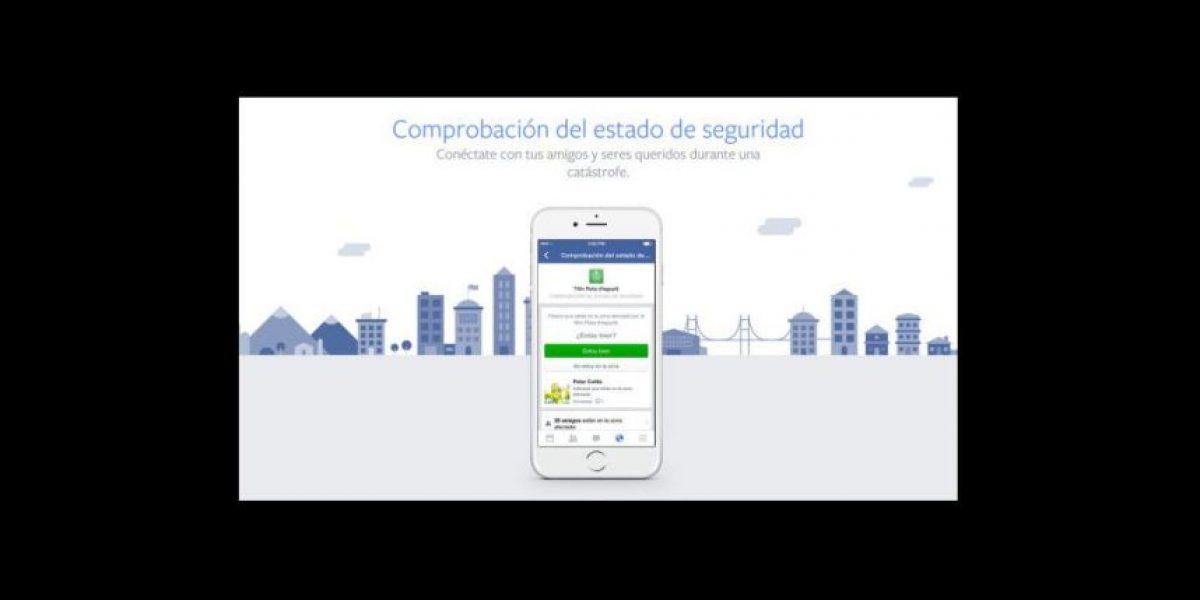 Facebook y Google se solidarizan con Chile tras terremoto