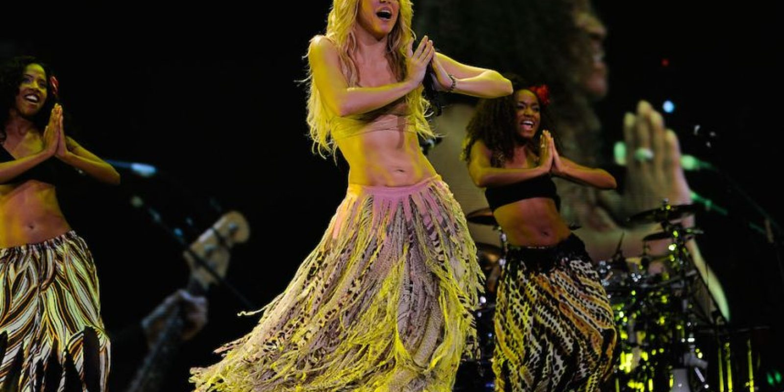 Su nombre completo es Shakira Isabel Mebarak Ripoll. Foto: Getty Images