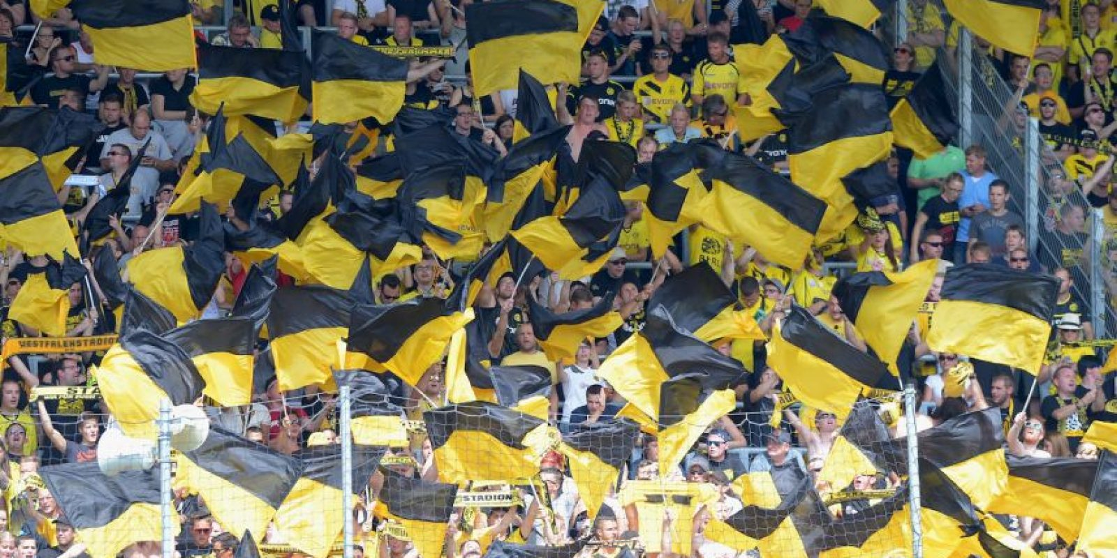 8. Borussia Dortmund Foto: Getty Images