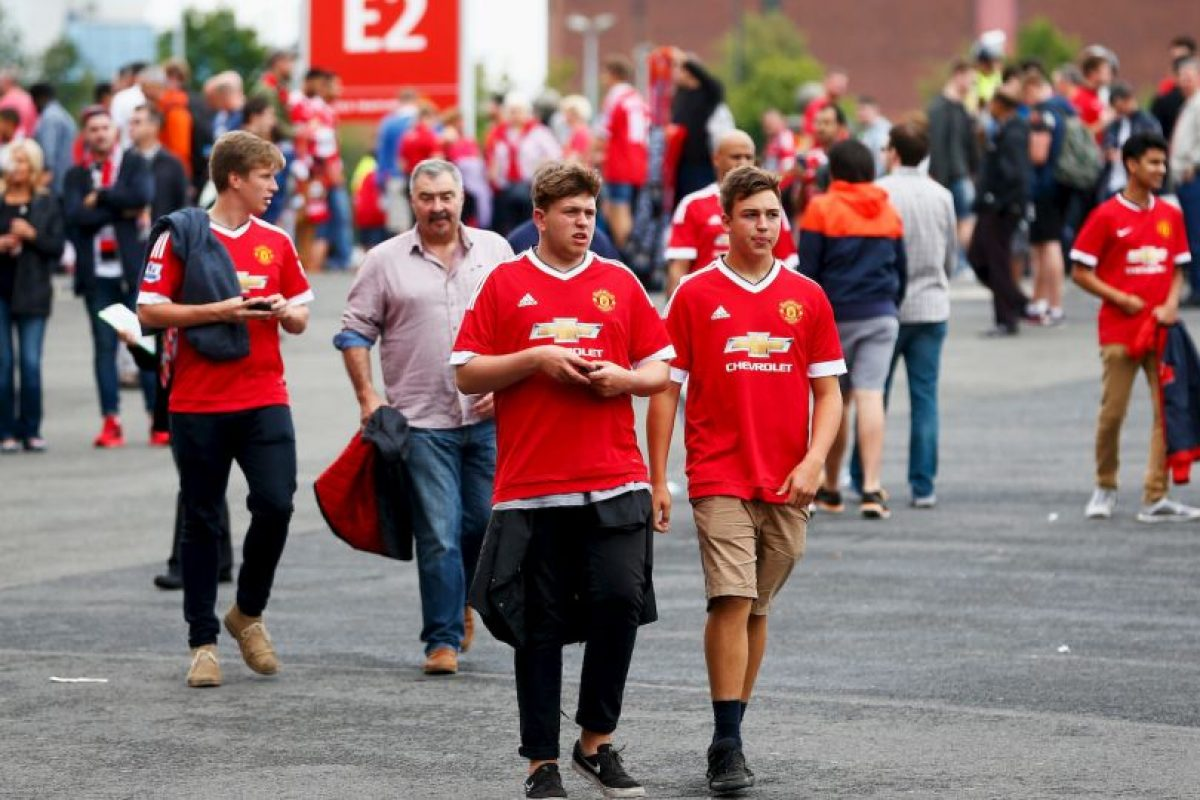 10. Manchester United Foto: Getty Images