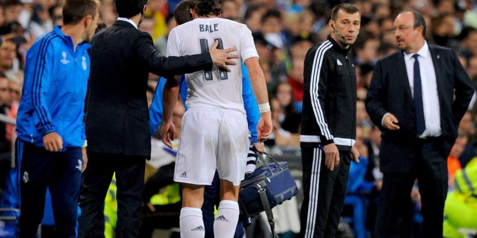 Se espera que vuelva para el derbi de Madrid ante el Atlético Foto:Getty Images