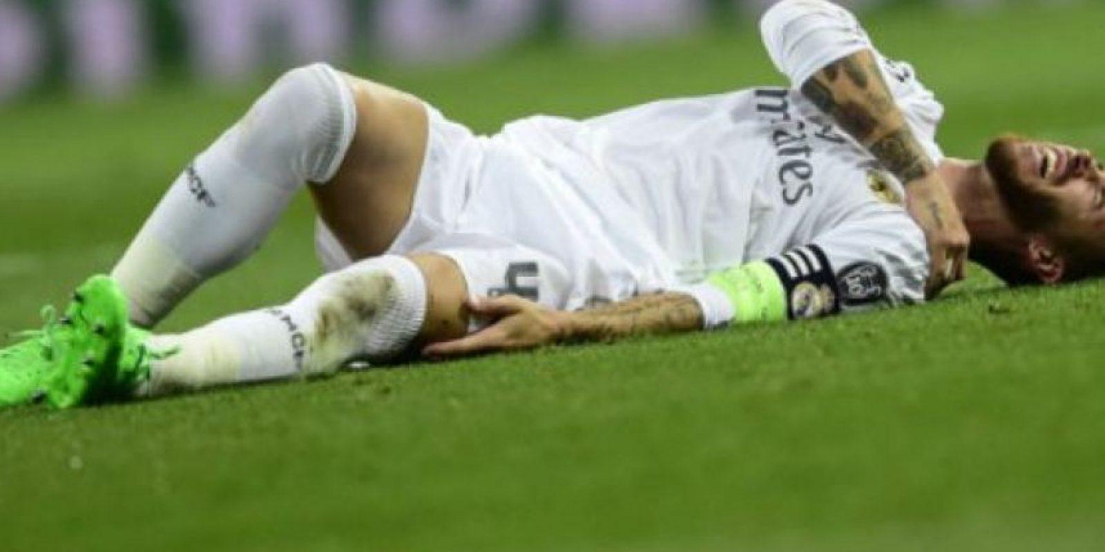 Sufrió una luxación en el hombro izquierdo y estará alejado de las canchas por dos semanas Foto:Getty Images